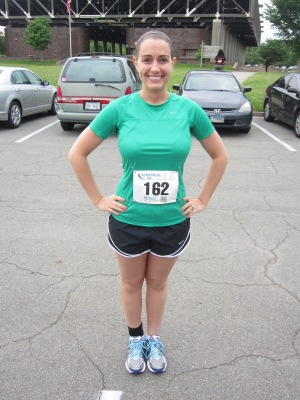Ready to start my second 2013 5K