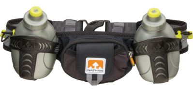 My new running tool - the Nathan Trail Mix 2 Hydration Belt