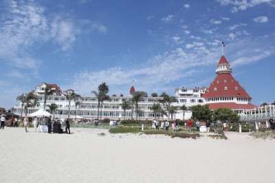 No visit to Coronado Island would be complete without a stop at Hotel del Coronado