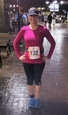 Ready to run my third 10K