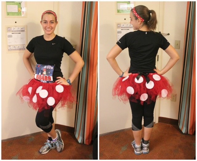 Thanks again Lesley from Greater Fitness for making my tutu.  I loved it!