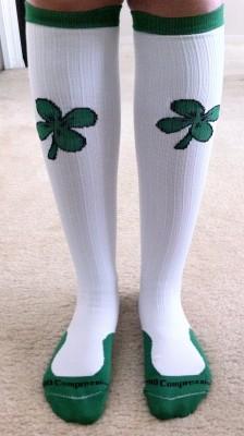 shamrock socks