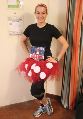 I absolutely loved my Minnie Mouse tutu!