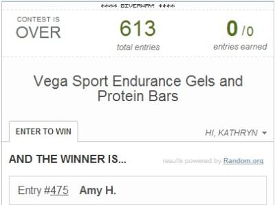vega sport winner
