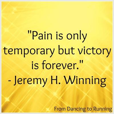 winning quote