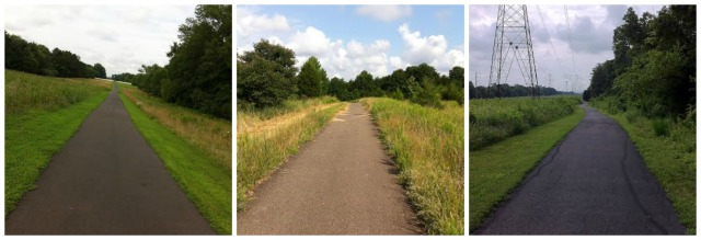Scenes from my run on Sunday.  Its hard to believe how peaceful it is just 40 minutes west of DC!