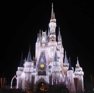 If you guessed Disney World, then youre correct!