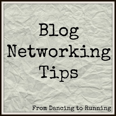 blog networking tips