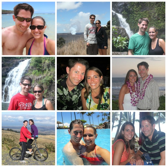 We spent two weeks in Hawaii for our honeymoon, which included 7 nights on Oahu, a day trip to the Big Island to see the volcanoes, and 5 nights on Maui