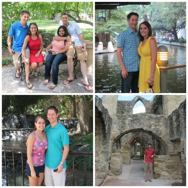We spent Labor Day weekend exploring San Antonio with two of our good friends