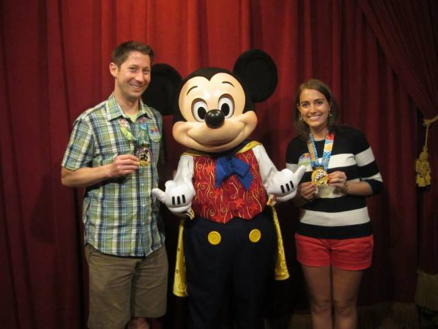 We can't wait to celebrate another runDisney race weekend with Mickey!