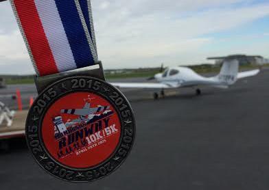 manassas 10k medal