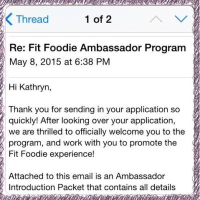 fit foodie e-mail