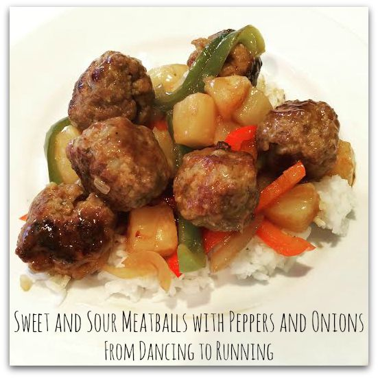 pineapple peppers rice noo meatballs with peppers and pineapple the ...