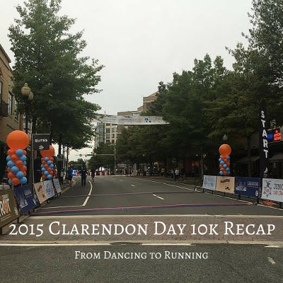 2015 Clarendon Day 10k Recap