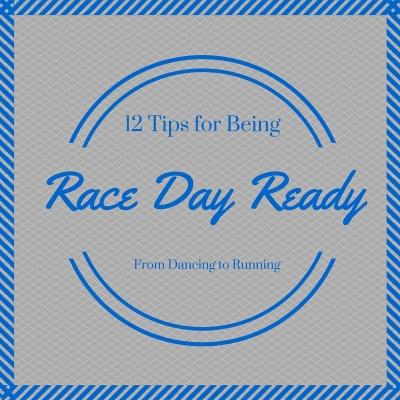 race day ready