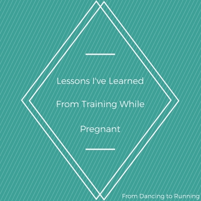 lessons from training