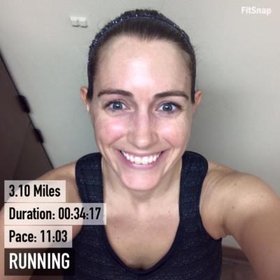 34 min 5k