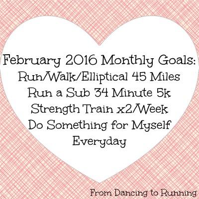 feb 2016 goals