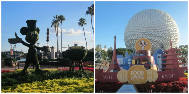 Scenes from Epcot