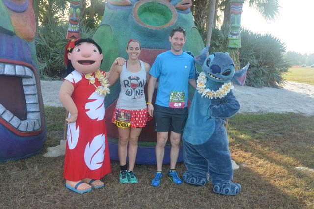 With Lilo and Stitch Photo Credit: Disney PhotoPass
