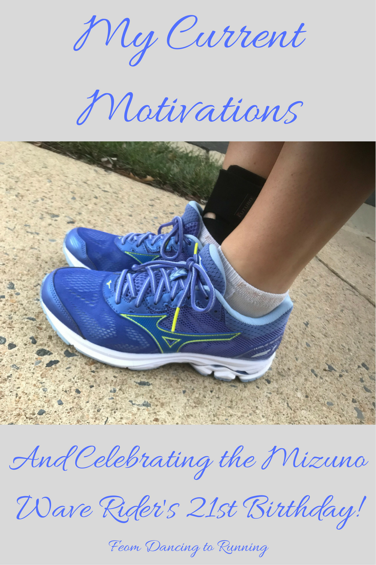 My Current Must Have Makeup Palettes: My Current Motivations (and Celebrating The Mizuno Wave